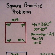 Square Practice Problems