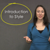 Introduction to Style