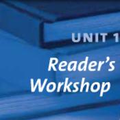 Reader's Workshop - Unit One