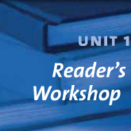 Reader's Workshop - Unit One