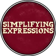 Simplifying Expressions (Alg. Due Tue. 9/2) (PAP Due Fri. 8/29)