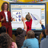 Interactive Whiteboards for Teaching - INTC Stockton