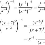 Simplifying Exponential Expressions Part 2