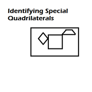 Identifying Special Quadrilaterals