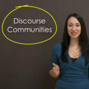 Discourse Communities