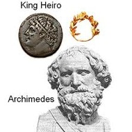 The Story of Archimedes and the Gold Crown