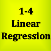 1-4 Linear Regression