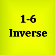 1-6 Inverse