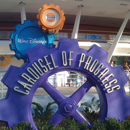 The Carousel of Progress: WDW History