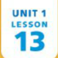 Unit 1 Lesson 13 - Focus on Mathematical Practices