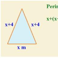 Perimeter Problems Part 2