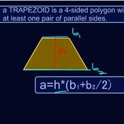 Trapezoid Height and Base