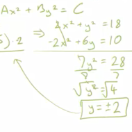Non-Linear Systems of Equations