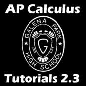2.3 Product and Quotient Rules and Higher Order Derivatives