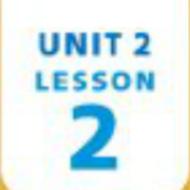 Unit 2 Lesson 2 - Thousands to Thousandths