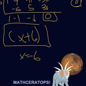 Synthetic Division and Linear Factors