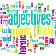Adjective Lesson