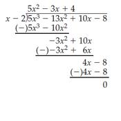 HA2 S5.3 Divide Polynomials