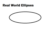 Real World Ellipses