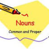 Nouns: Common/Proper