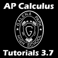 3.7 - Optimization Problems