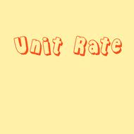 10-27 Unit Rate