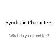 Symbolic character