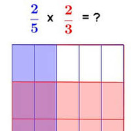 Multiplication with Fractional Solutions, 3-3, 5th