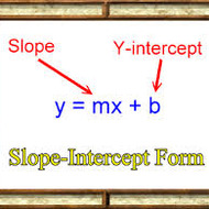 2-10 Graphing Slope-Intercept (DUE Tue. 11/4)
