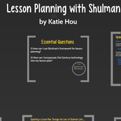 Lesson Planning with Shulman