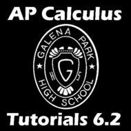 6.2 - Differential Equations, Growth and Decay