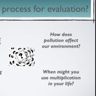 Evaluating Lesson Plans: Essential Learning Questions