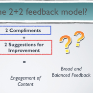 Framework for feedback