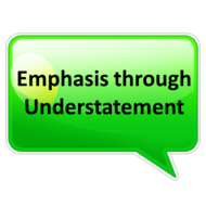 Difference Between Litotes and Understatement