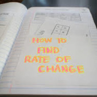 3-7 Slope as Constant Rate of Change (due WED 12/3)