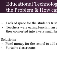 Educational Technology Issues