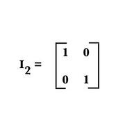 Inverse Matrices and the Identity Matrix