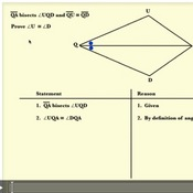 Using Corresponding Parts of Congruent Triangles