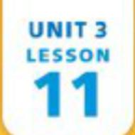 Unit 3 Lesson 11 - Solve Division Problems
