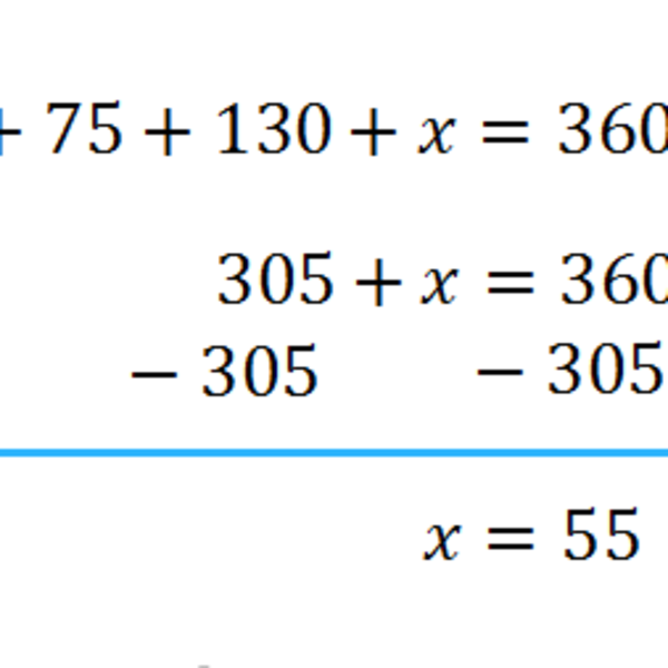 Using Triangles to Examine Quadrilaterals