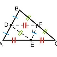 Unit 2.1 Lesson 8 Midsegments of Triangles