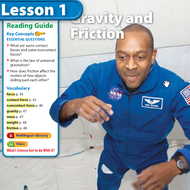 Gravity and Friction (Chapter 2 Lesson 1)