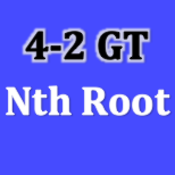 GT 4-2 Nth Roots
