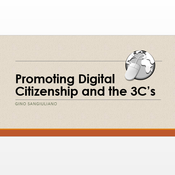 Promoting Digital Citizenship and The 3 C's In The Classroom