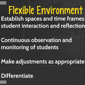 Applying the 4 Pillars of Flipped Learning