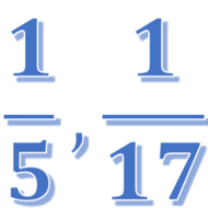 Monday, January 12 - Multiplying Unit Fractions
