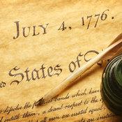 Declaration of Independence: Pen vs. Sword