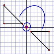 Coordinates of Vertices Under Translations, Rotations, and Reflections