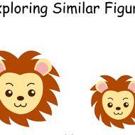 1-14 Similar Figures