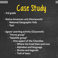 Flipped Learning Case Study: Elementary